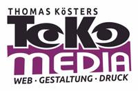 Webdesign aus Aschau im Chiemgau ToKo-Media Thomas Kösters